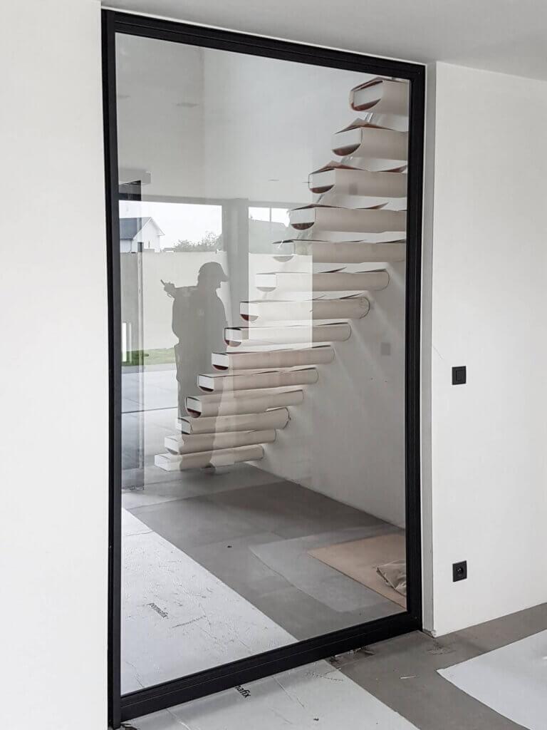 Stalen deur unica