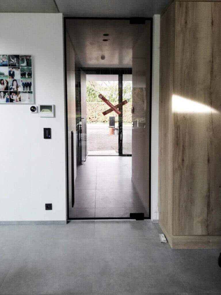 Steellook deur ozone cosmic1000