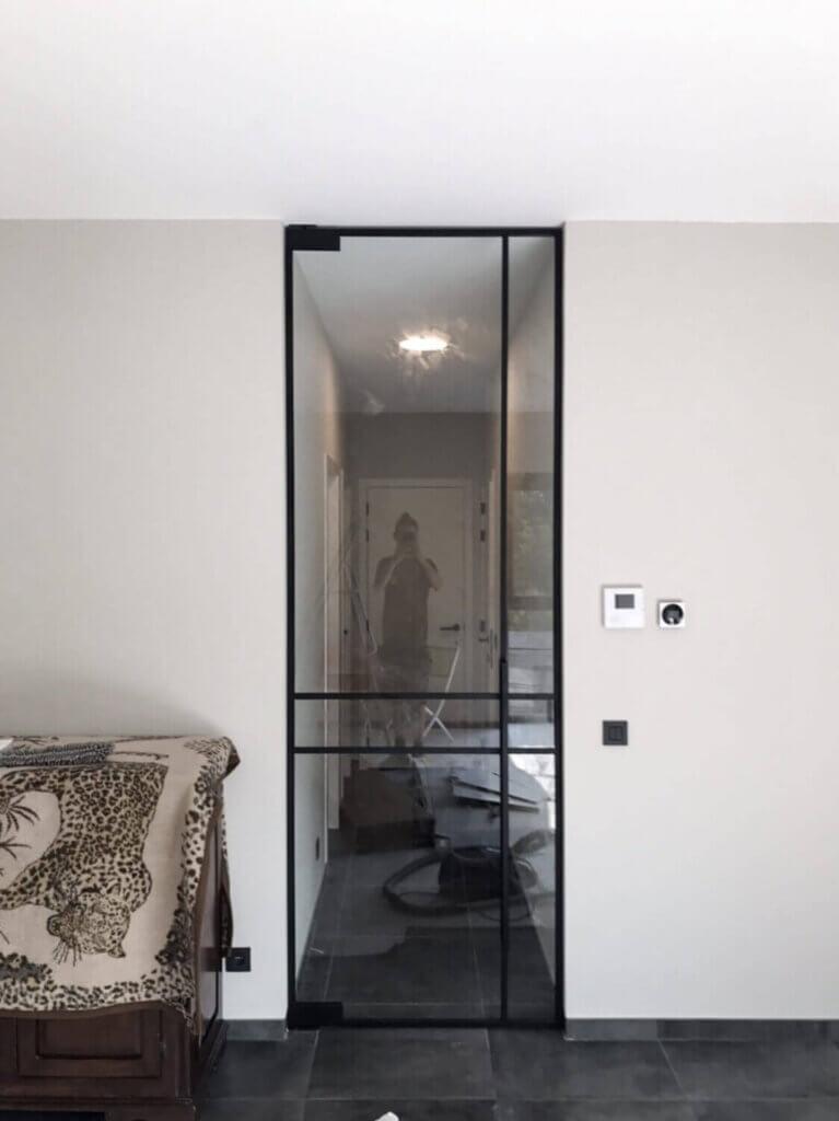 Steellook deur ozone cosmic1000 dubbel asymmetrisch kruis